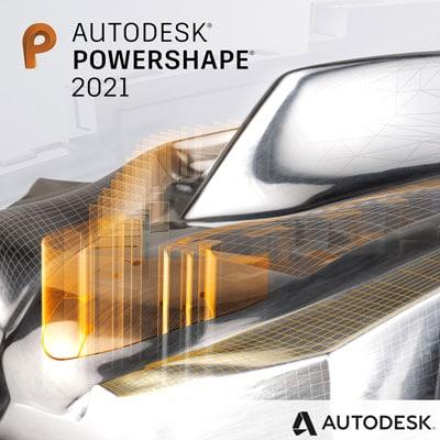 PowerShape 2021 badge