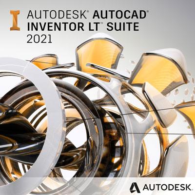 autocad inventor lt suite 2021 badge