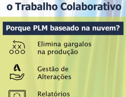 Software PLM como a chave para o Trabalho Colaborativo
