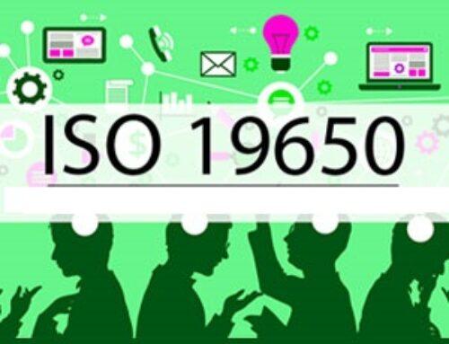 Fluxos de trabalho para o padrão ISO 19650